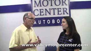 AV Florist meets Micki from Valley Motor Center