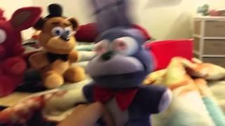 Freddy and Foxy meets Bonnie