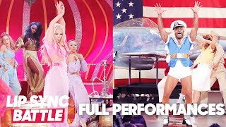 "Erika Jayne's ""Genie in a Bottle"" vs. Taye Diggs's ""Candyman"" 