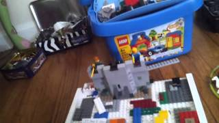getlinkyoutube.com-Lego CAtZILLA ATTACK!!!!