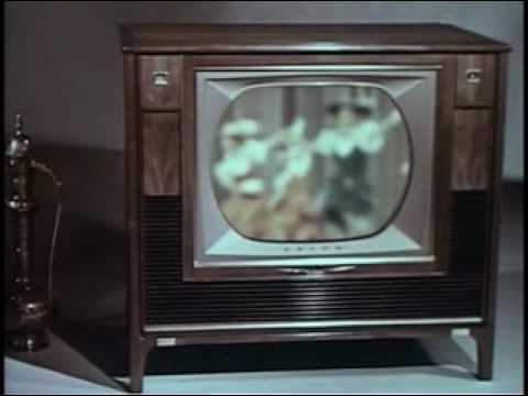 RCA Color Television Commercial (1961)