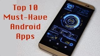 getlinkyoutube.com-Top 10 Best Android Apps