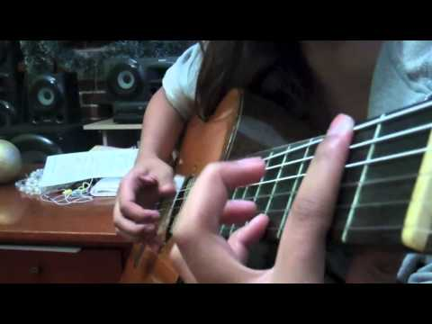 Kids - MGMT (Slap Acoustic Guitar Instrumental Cover)