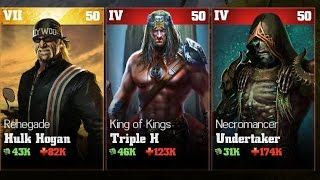 getlinkyoutube.com-WWE Immortals - Bonus Battle BB7 Complete