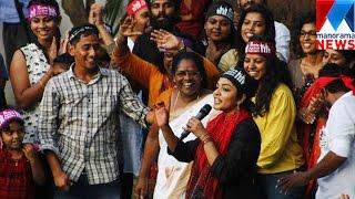 getlinkyoutube.com-'People against Fascism' - Manushyasangamam at Kochi | Manorama News