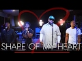 Shape of My Heart - Backstreet Boys AHMIR R&B Group cover