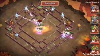 getlinkyoutube.com-Kale savaşı (castle clash) mesa 4 -2.