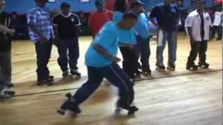 getlinkyoutube.com-ROLLER DISCO DANCE ATLANTA /  Par XERASTIK