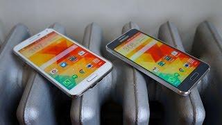 getlinkyoutube.com-Galaxy S5 vs Galaxy Alpha