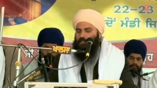 getlinkyoutube.com-Sant Baba Baljit Singh Ji - Sacha Sauda Banaam Jhootha Sauda (Live Recording, Karnal)