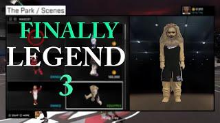 getlinkyoutube.com-NBA 2K15 MyPark - Road to Legend 3 ep 5 - Finally Made it