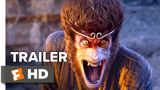 Journey to the West: The Demons Strike Back Official Trailer 1 (2017) - Bei-Er Bao Movie width=