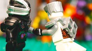 getlinkyoutube.com-LEGO NINJAGO Realm Wars! Episode 11 - Nindroids!