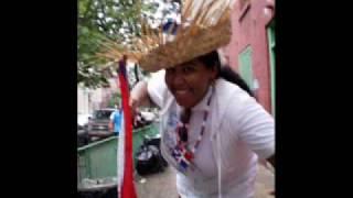 "jujifina(puerto rican day parade 2009)""ven doblame"""