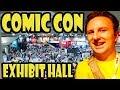San Diego Comic-Con 2017 Exhibit Hall Tour Part 2