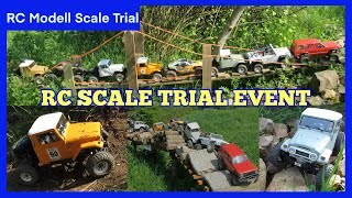 getlinkyoutube.com-RC Scale Trial Parcour der IG RC Cars Rhein Nahe