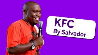 KFC | Stand-Up Comedy By Salvador | Opa Williams' Nite Of A Thousand Laughs width=