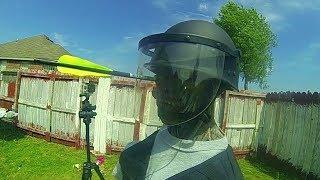 getlinkyoutube.com-ARMOR PIERCING CROSSBOW! DARYL DIXON is ready for THE WALKING DEAD!