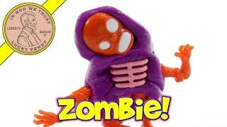 getlinkyoutube.com-Melting Zombie Purple Putty - Watch Me Melt!
