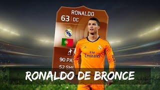 getlinkyoutube.com-FIFA 15 | EL CRISTIANO RONALDO DE BRONCE