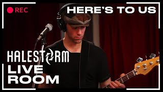 "getlinkyoutube.com-Halestorm - ""Here's To Us"" captured in The Live Room"