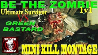 getlinkyoutube.com-Dying Light  - MINI KILL MONTAGE- 1v1 Ultimate Survivor VS The Green Bastard (ZombieFest)