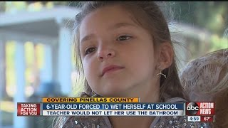 getlinkyoutube.com-Tarpon Springs Student Forced to pee pants then wear diaper