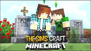 getlinkyoutube.com-The Sims Craft Ep.78 - Um Dia Muito Triste,O Velório !!