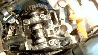 Tech Lesson 3 | Checking and Re-Shimming Valves