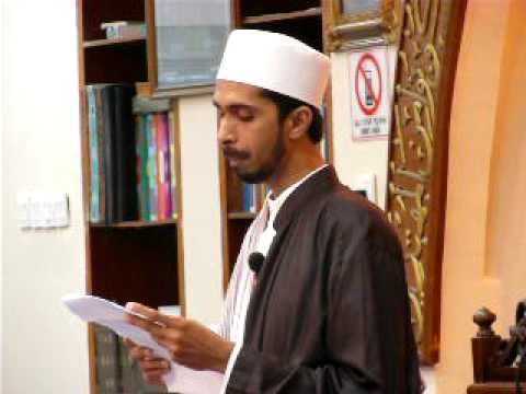 Haul Al-Qutb Habib Abdullah AlHaddad - Ceramah Habib Ali Zainal Abidin
