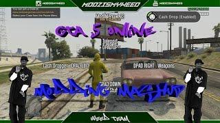 getlinkyoutube.com-GTA 5 ONLINE - MODDING MASHUP