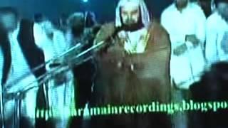 getlinkyoutube.com-Haram Ke Imaam Ko Khud Namaz Padana Nahi Aata By Farooque Khan Razvi Sahab