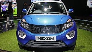 getlinkyoutube.com-Tata Nexon Compact SUV 2016 Review, Launch, Interior