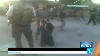 getlinkyoutube.com-SYRIA: Secret footage shows life under the IS group - ISLAMIC STATE