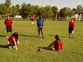 Flag Football Defensive Positions