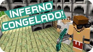 getlinkyoutube.com-Minecraft: Era das Trevas - Inferno Congelado! #18