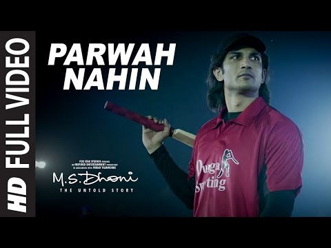 M S  DHONI: Parwah Nahi Full VIDEO SONG | Amaal Mallik | Sushant Singh Disha Patani