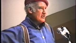 "getlinkyoutube.com-Ken Kesey speaks at ""Moonfish"" Yachats Oregon coast Aug 25 1989"