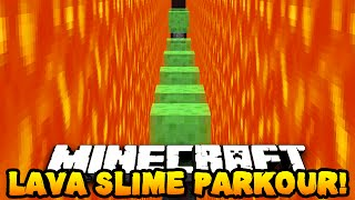 getlinkyoutube.com-Minecraft LAVA & SLIME PARKOUR! (Custom Parkour Map) w/ PrestonPlayz & PeteZahHutt