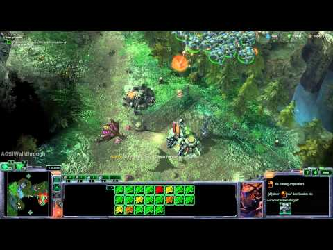 Starcraft 2 WoL Walkthrough German