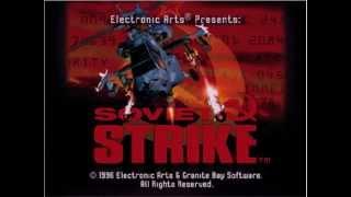 getlinkyoutube.com-Soviet Strike (PS1, SLUS-00061, original release 1996, no death)