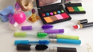getlinkyoutube.com-How to make Doll Mascara: Doll makeup