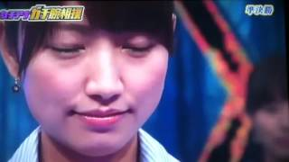 getlinkyoutube.com-女子アナガチ腕相撲2 三田友梨佳