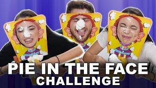 getlinkyoutube.com-PIE FACE Challenge - Merrell Twins with Dominic DeAngelis