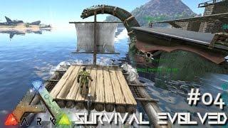getlinkyoutube.com-ARK: Survival Evolved - NEW PACHY TAMING LVL 100+ Bronto Saddle Platform !!! - [Ep 04] (Gameplay)