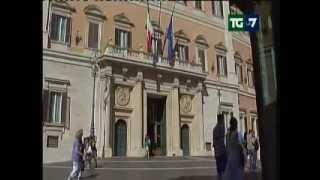 Italia- giovedì 23 aprile 2015 AM, Titoli TG, Tele-Giornale
