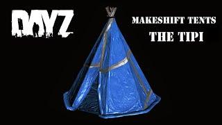 getlinkyoutube.com-Makeshift Tents. DayZ standalone