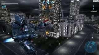 getlinkyoutube.com-PACIFIC RIM [GAME] Jaeger Combat Simulator - Mission 2