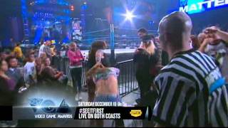 getlinkyoutube.com-Mickie James vs ODB : Streetfight