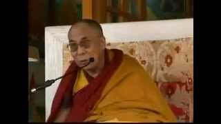 getlinkyoutube.com-The Dalai Lama I Crying while Teaching About Bodhicitta